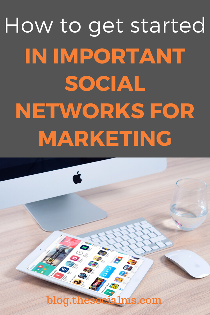 """Which social networks should you be using, what results can you expect from them, and how can you get started for """"quick"""" results. #socialmedia #socialnetworks #socialmediamarketing #socialmediatips"""