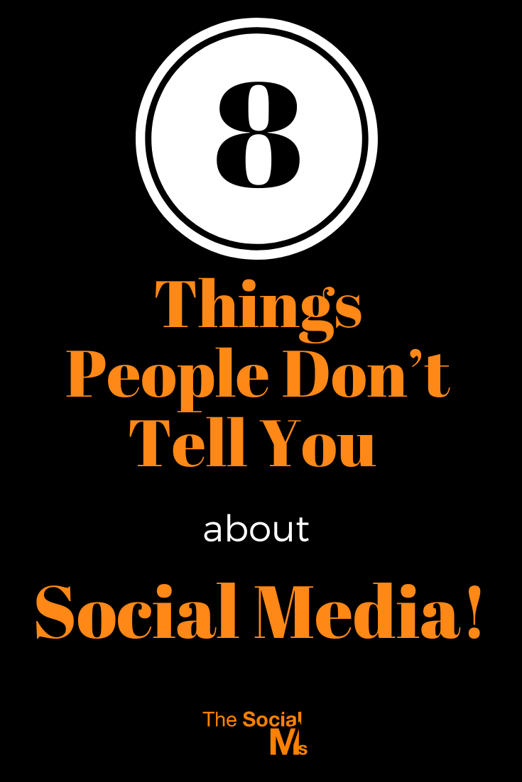 there are many things that people don't talk so much about when it comes to social media marketing. some of these things you should know when you want to use social media to get more success. #socialmedia #socialmediamarketing #socialmediatips