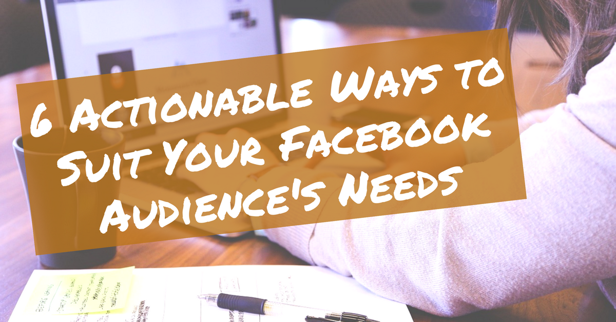 6 Ways To Turn Your House Into A Productive Home Environment: 6 Actionable Ways To Suit Your Facebook Audience's Needs