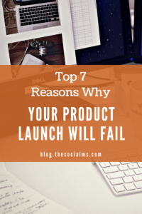 Launching your own product is a high-risk bet. You're investing a lot of time and resources, yet, you don't know if your idea is going to produce the results that are expected. It's widely known that most product launches in today's marketplace tend to fail. Here is why! #productlaunch #salesfunnel #makemoneyblogging #bloggingformoney #onlinebusiness #smallbusinessmarketing