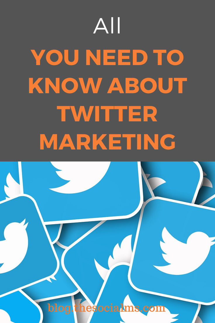 Here is everything you need to know to use Twitter to grow your social media audience and blog traffic. #twitter #twittertips #twittermarketing #socialmedia #socialmediatips #socialmediamarketing