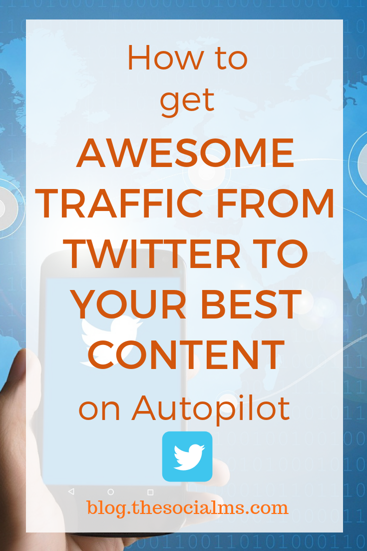 One of the most effective ways to automate your Twitter account is to set up recurring queues for Twitter with SocialOomph - here is how to get it right. Twitter automation is a great way to automate your Twitter marketing and get more Twitter traffic without more work. #twitter #twittertips #twitterautomation #twittertools
