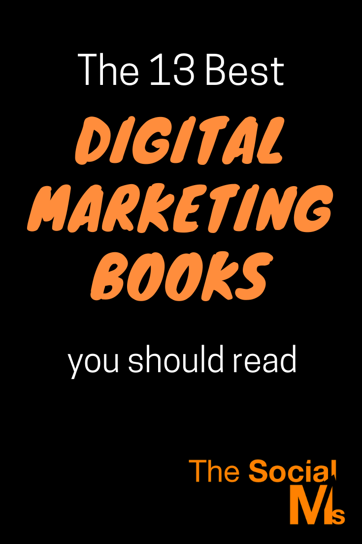 While you cannot learn every marketing technique from books, books can help you find your way through the digital marketingjungle. Here are 13 books to help you learn the basics and know about some advanced techniques #digitalmarketing #marketingstrategy #businessbooks #onlinemarketing #smallbusinessmarketing#