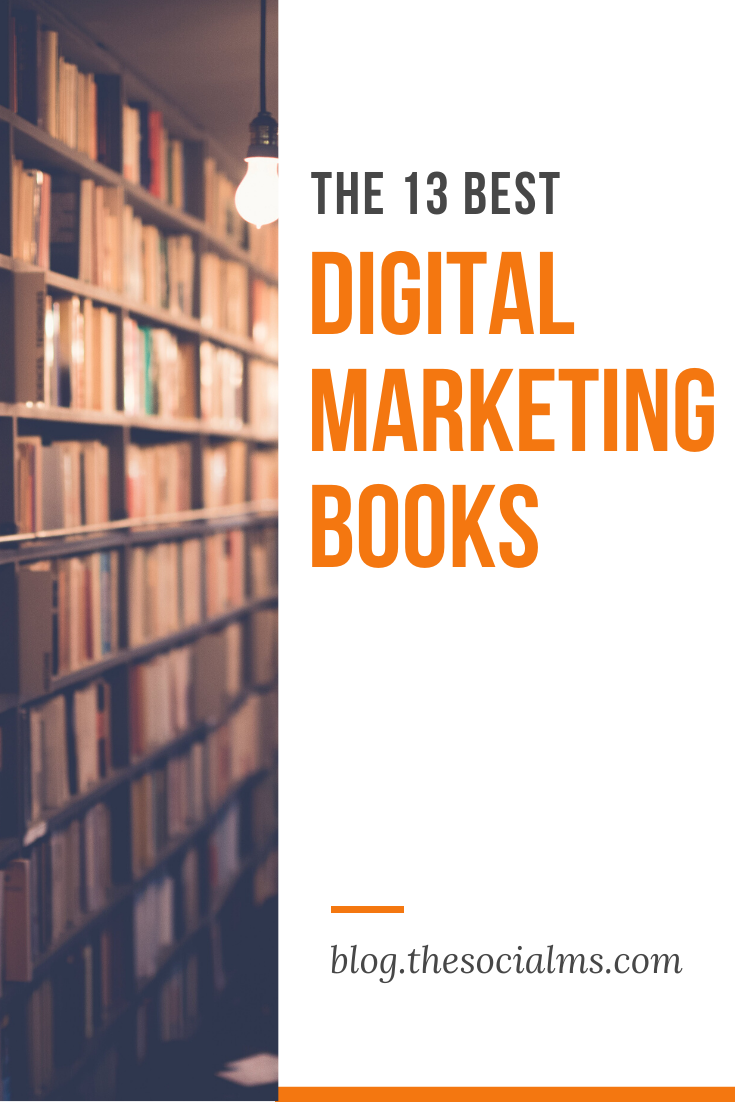 marketing book that can tremendously help you with your digital marketing, inspire you or solve a problem you have. If you need some more book recommendations, check out this list of books #digitalmarketing #marketingstrategy #onlinemarketing #marketingbooks #learnmarketing #onlinebusiness