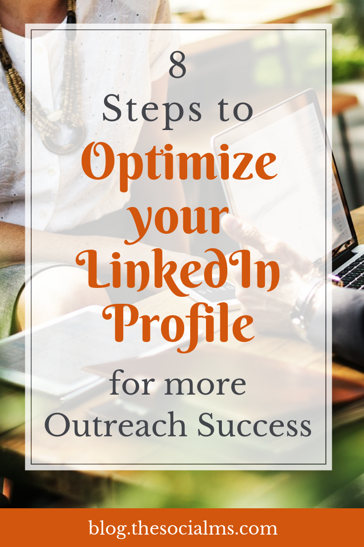 LinkedIn is great for business. Optimize your LinkedIn profile and get many possibilities for personal development, new opportunities, career moves. Use these LinkedIn tips to find more business opportunities through your LinkedIn profile. #linkedin #linkedintips #linkedinstrategy #linkedinprofile
