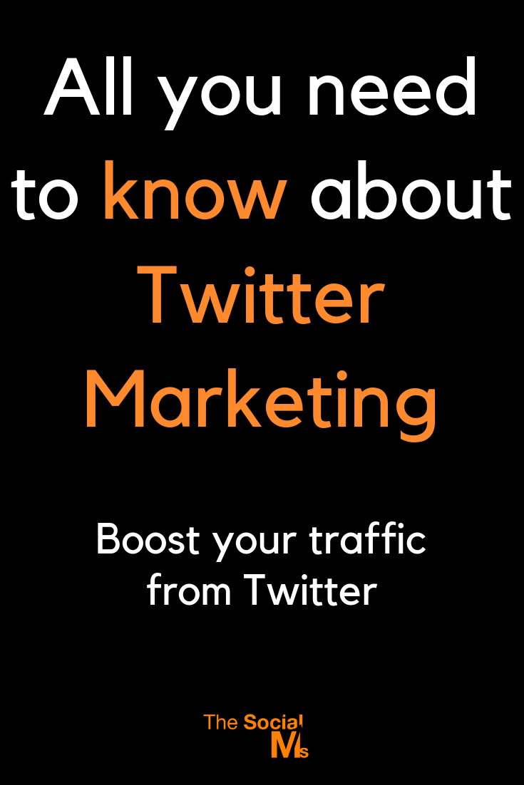 Here is all you need to know to turn Twitter into your number one traffic channel. Learn what you need to know about Twitter marketing to get traffic to your blog on autopilot. #twitter #twittermarketing #twitterstrategy #twittertips