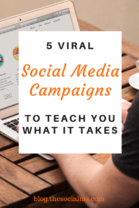 social media gives you the ability to showcase the personal and human side of your business.  This type of engagement can make your posts spread wide on social media and bring more attention to your brand. Here are social media examples that have what it takes. #socialmedia #socialmediatips #viralmarketing #socialmediamarketing #digitalmarketing