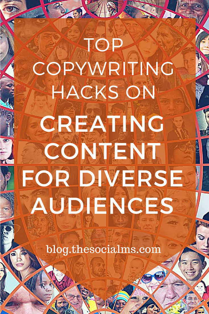 Addressing a diverse audience is not easy. It takes time, skills, thoughtful planning. Here are the necessary tips on creating content for diverse audiences . Content creation, copywriting tips, content marketing tips