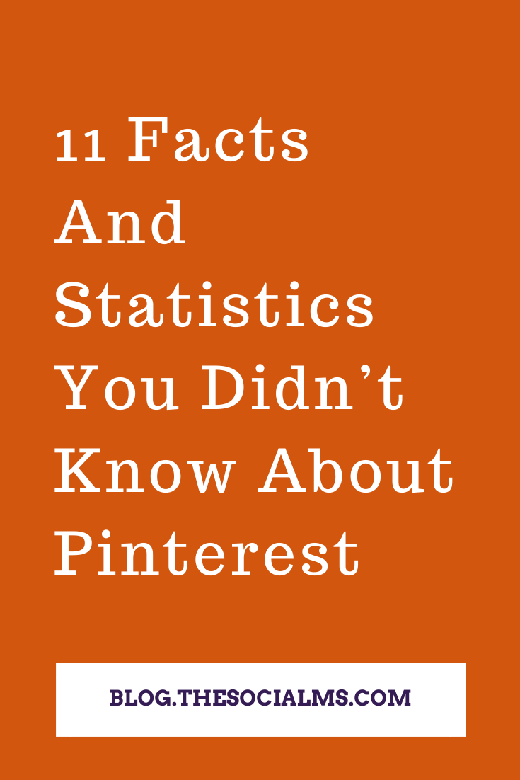 To give you the first idea why Pinterest should be on your radar for marketing, no matter whether you are growing a new blog or running a small business, here are numbers and facts about Pinterest for you. #pinterest #pinterestmarketing #pinterestips #pinterestfacts #socialmediafacts #socialmedia