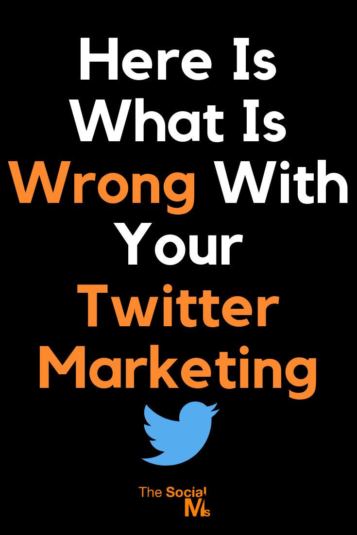 Here is the most common mistake people make on Twitter. This Twitter mistake can cost you the majority of your Twitter traffic. A simple Twitter tweak will boost your traffic from Twitter. #twitter #twittertipsy #twittermarketing #twitterstrateg