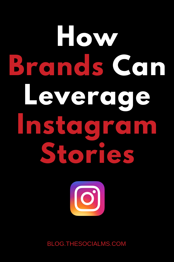 many businesses still aren't sure how to properly incorporate Instagram stories into a marketing strategy. Every day, there are 100 million users taking advantage of Instagram Stories. Here is how your brand can use stories to boost their Instagram marketing. #instagram #instagramtips #instagramstrategy #instagrmarketing