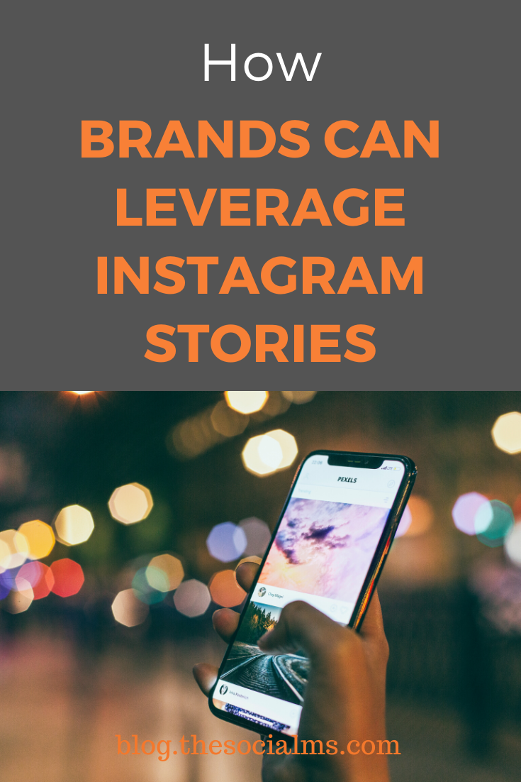 If you think your business is ready to start using Instagram Stories to grow on social media, there are a few things you should know. Here are some tips on how to us Instagram Stories to build your brand #instagram #instagramtips #instagrammarketing #socialmedia #socialmediatips