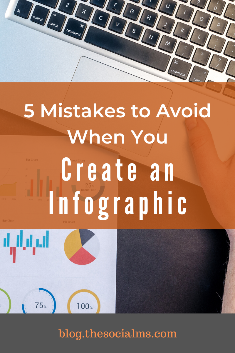infographics can reach an audience on a global level with solely one push of a button. If you want your infographic to get more attention, you need to avoid the following common mistakes #createcontent #blogpostcreation #contentmarketing #blogcontent