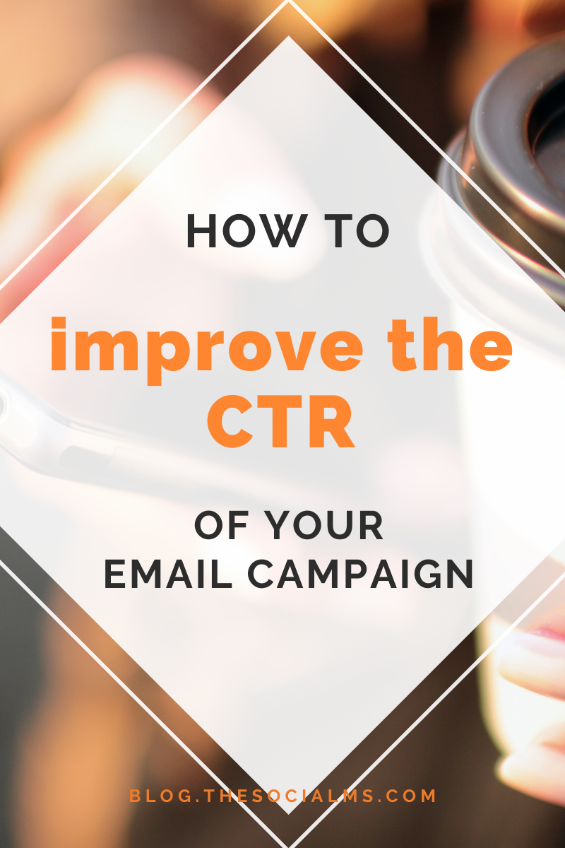 Email marketing is the perfect way for any marketer to make an impact in their industry, but tracking your click-thru rate is vital. #bloggingsuccess #bloggingtips #emailmarketing #salesfunnel #leadnurturing #smallbusinessmarketing