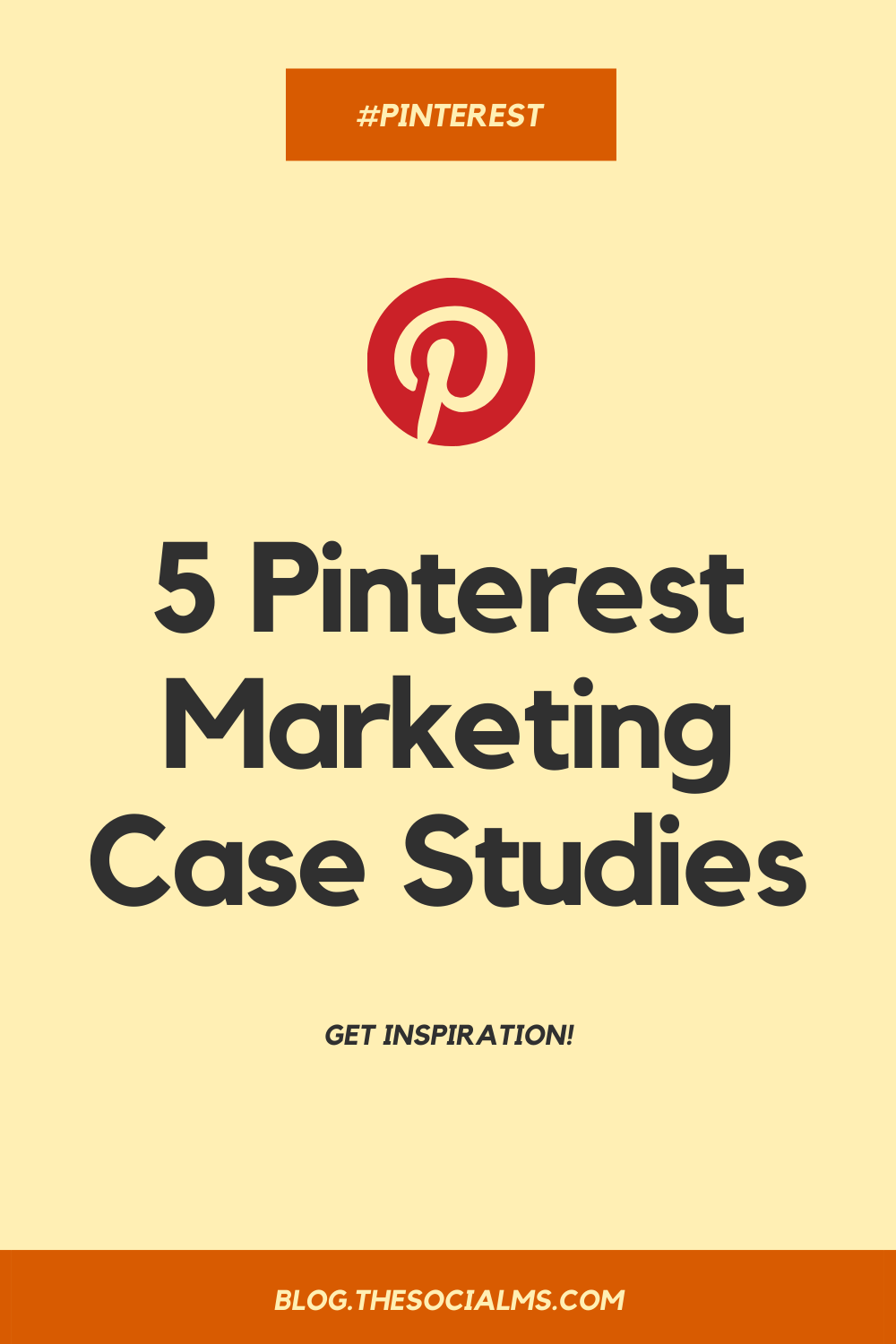Are you aware of Pinterest's marketing superpowers? Far too many marketers fail to see the awesome options they get from Pinterest for their marketing strategy. Here are Pinterest marketing case studies to show you what is possible with a good Pinterest marketing strategy. #pinterest #pinterestexamples #pinterestmarketing #pinterststrategy #pinteresttips