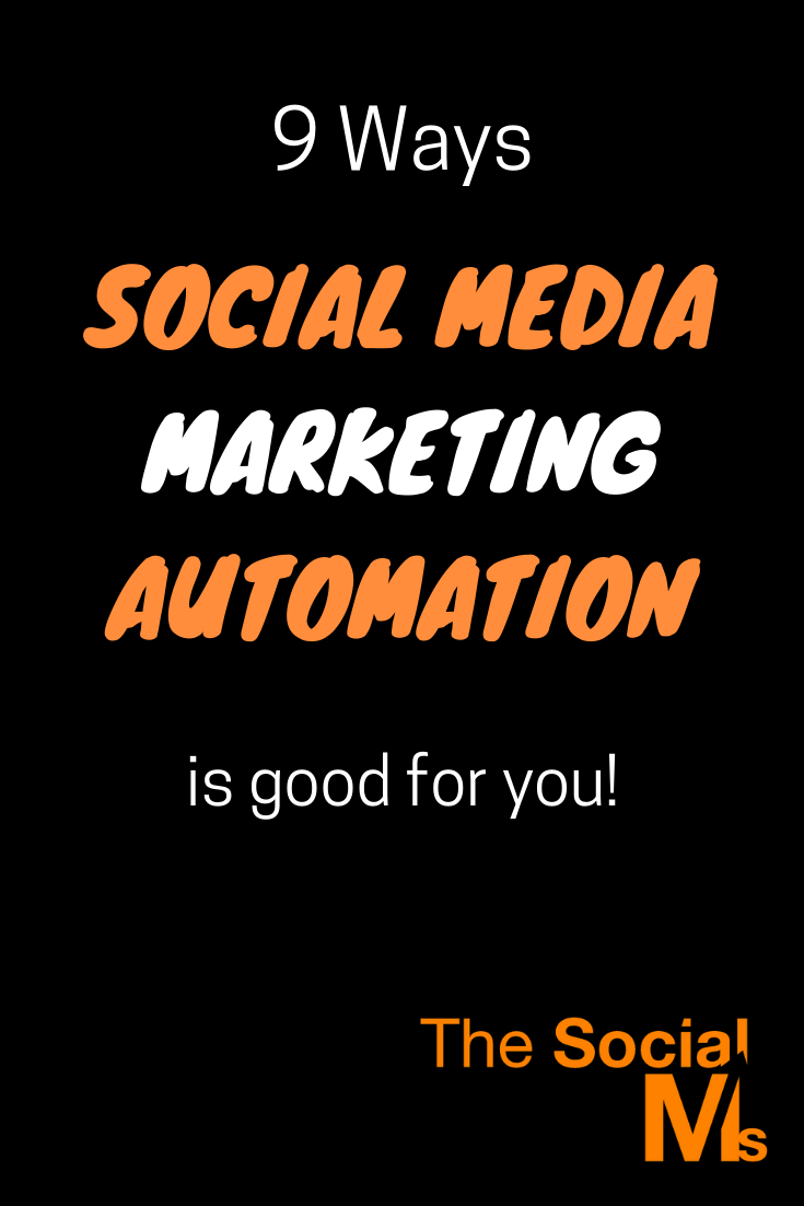 Social media marketing automation can take your marketing to the next level. here are my top 9 reasons why I think social media marketing automation is a gift from heaven. #socialmedia #socialmediamarketing #socialmediatips #socialmediaautomation #socialmediamarketing #marketingautomation