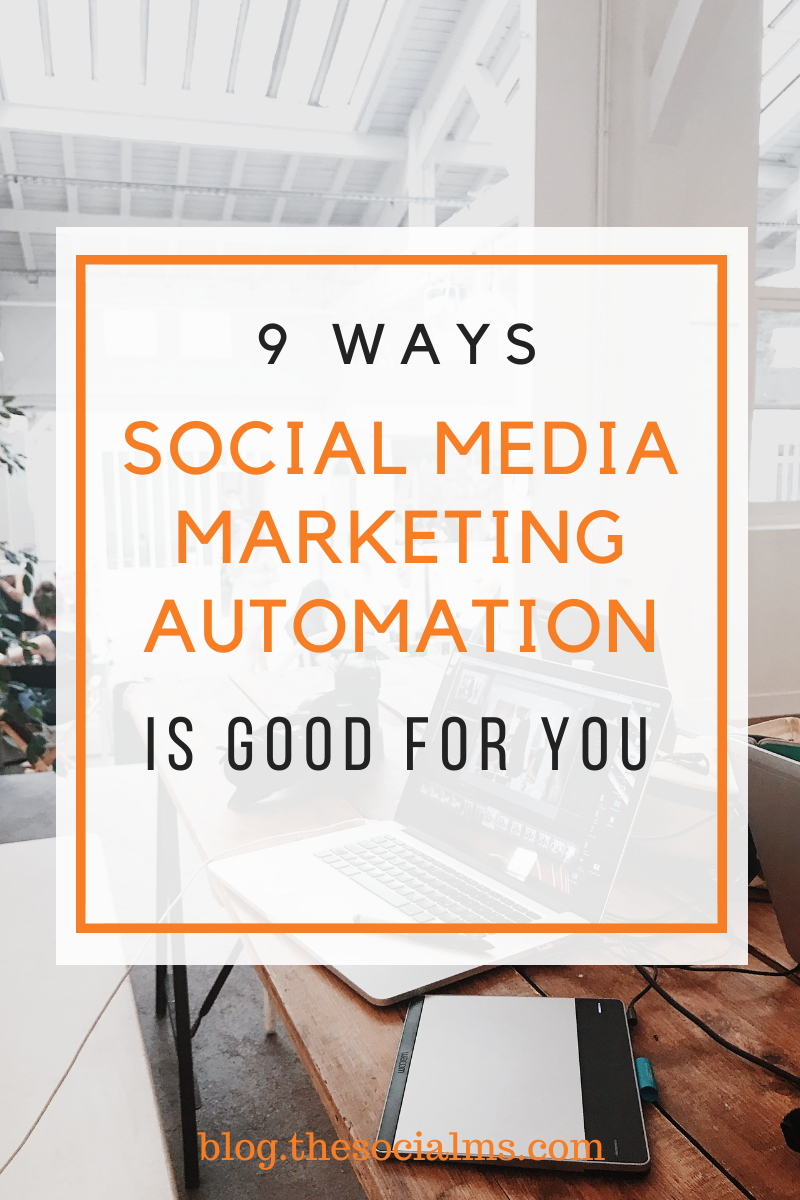 Automation allows small businesses to scale and see huge results by automating the time-consuming tasks with the right tools. automation allows all of us to participate in the huge opportunities that social media gives us. #socialmedia #marketingautomation #socialmediamarketing #socialmediamarketingautomation #socialmediatips