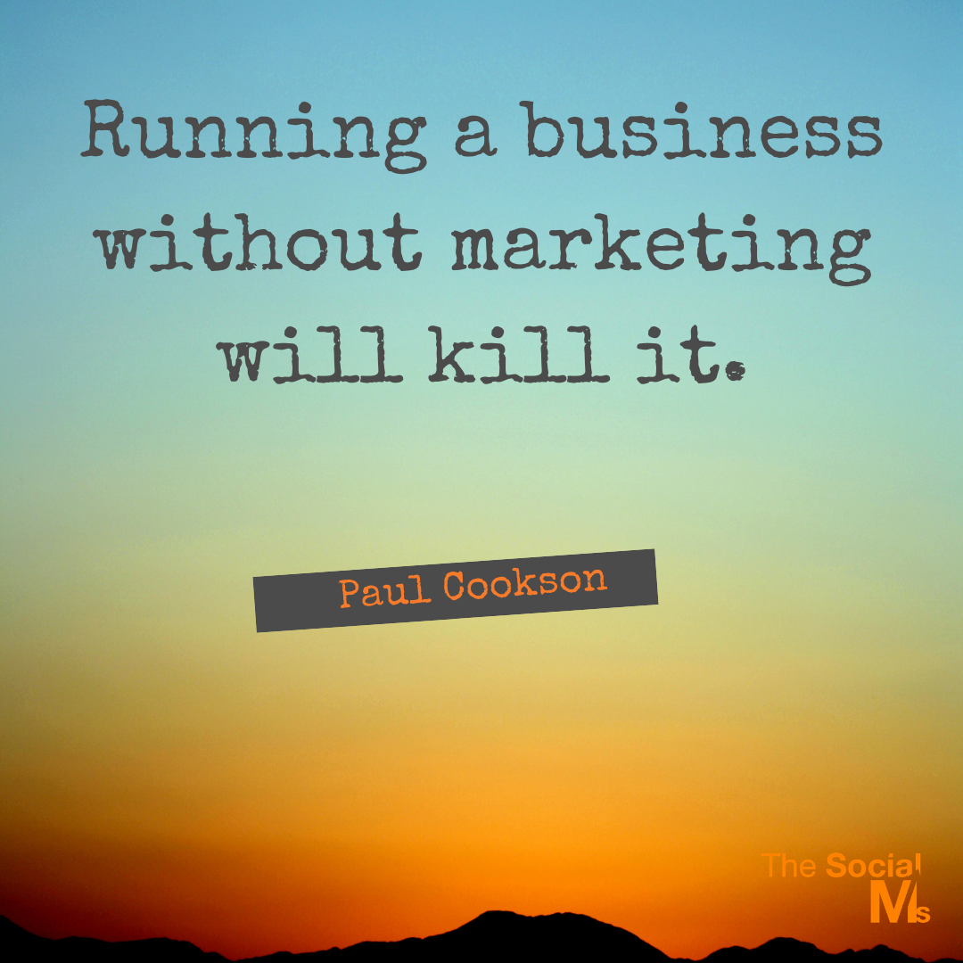 quote marketing business paul cookson