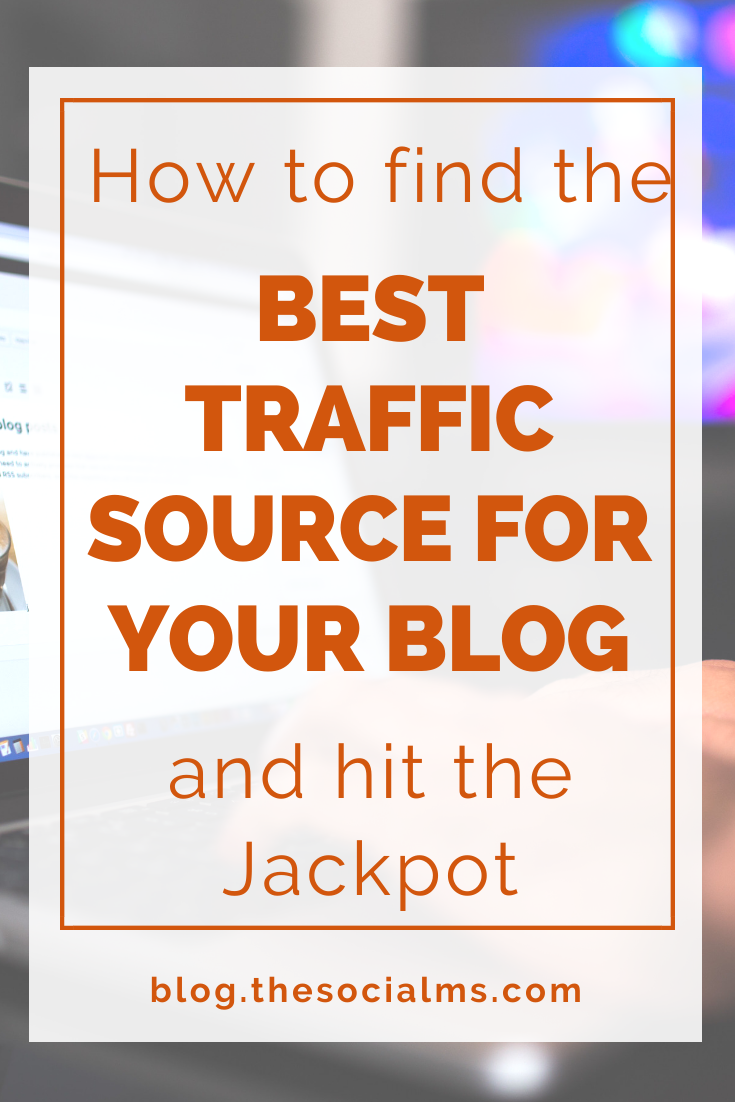 When you start blogging, there are two mandatory questions you need to ask yourself: What kind of content you can to produce, and how to get traffic for your blog. Both questions don't have simple answers. Let's see how we are going to get a traffic source for your blog. #blogtraffic #trafficsource #bloggingtips #trafficgeneration #bloggingforbeginners