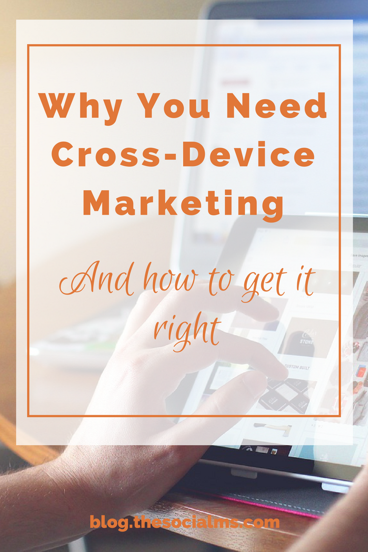 Technology progresses, the number of devices a person owns increases. This is where cross-device marketing comes in. Multiple devices - multiple chances! digital marketing trends, digital marketing tips