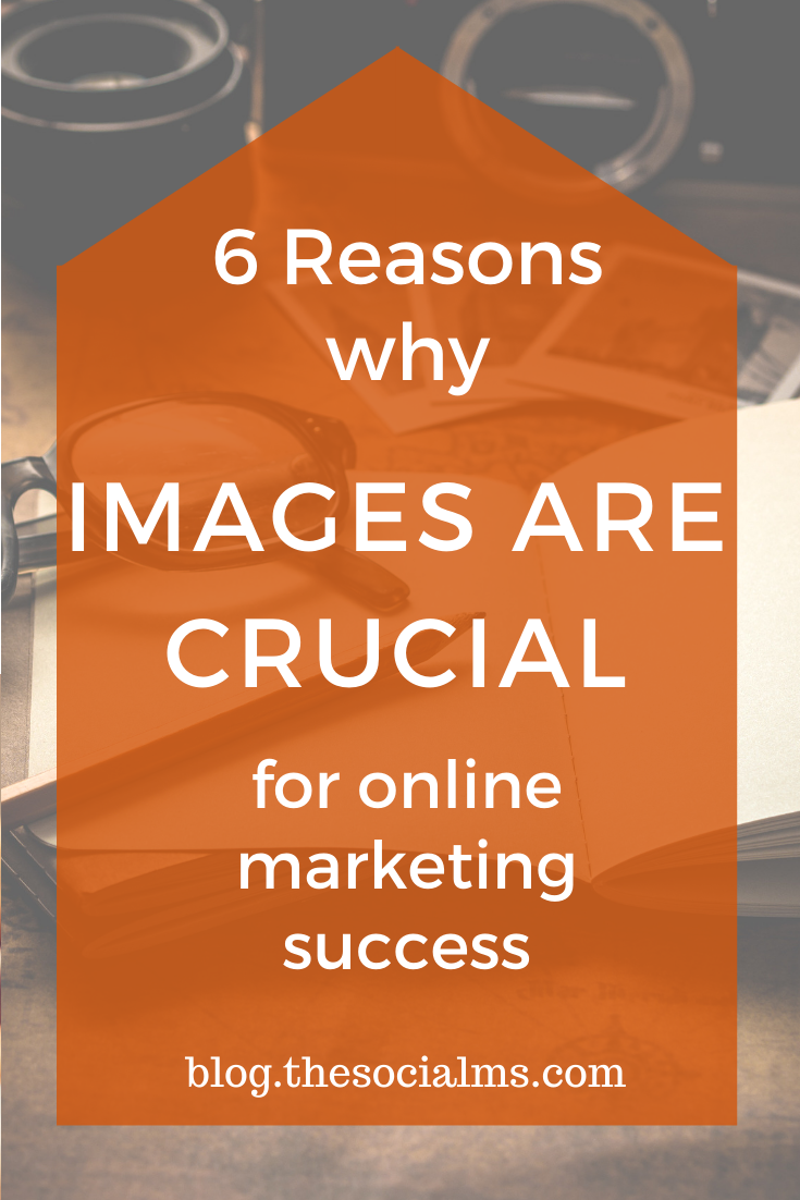 even if you are aware of the importance of images, are you sure you know which type of images you should use with your content? The truth is: not just every image does the trick. #contentmarketing #onlinecontent #contentoptimization #visualmarketing