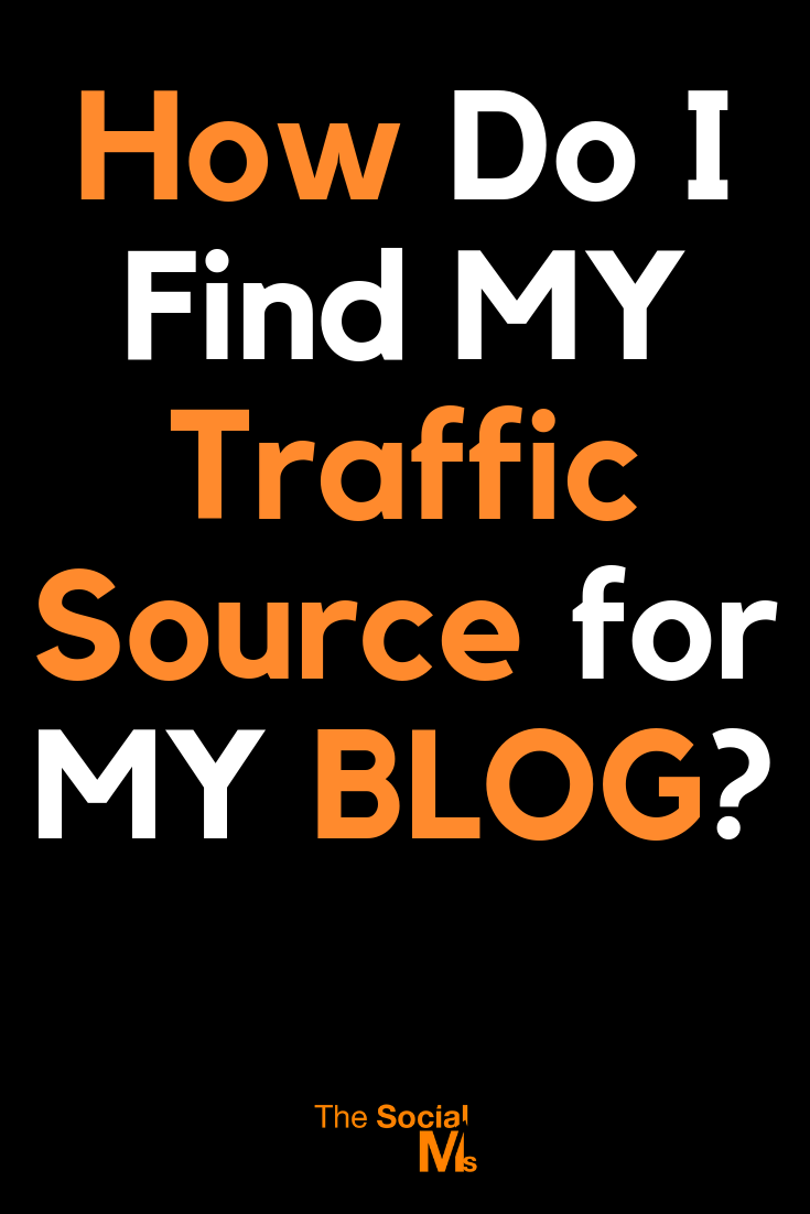 One traffic source can make all the difference for your blog. How can you find one scalable blog traffic source? Here are the steps you need to take. #blogtraffic #bloggingtips #trafficgeneration #trafficsource #bloggingforbeginners