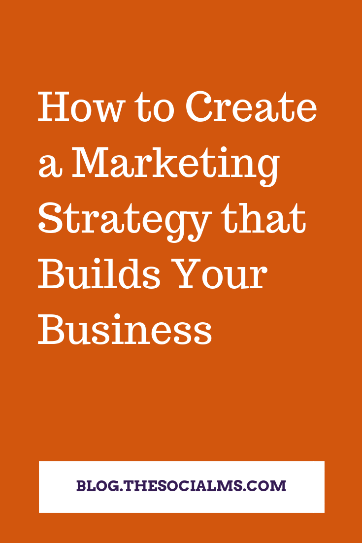 A lot of people start their marketing efforts with a plan without every considering the overarching strategy that they're trying to employ. You need a good marketing strategy as this will give you a far better idea of what you're actually trying to do in your plan. #marketingstrategy #onlinemarkeing #digitalmarketing #digitalmarketingstrategy