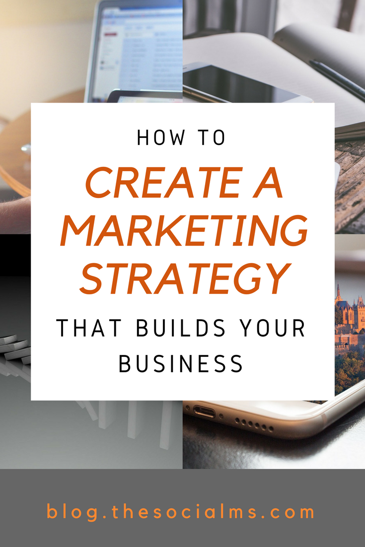 Don't walk into battle without a goal in mind: Here is how to build a marketing strategy that helps you grow your business and reach your goals. What is a marketing strategy, , marketing strategies, how to make a good marketing strategy,