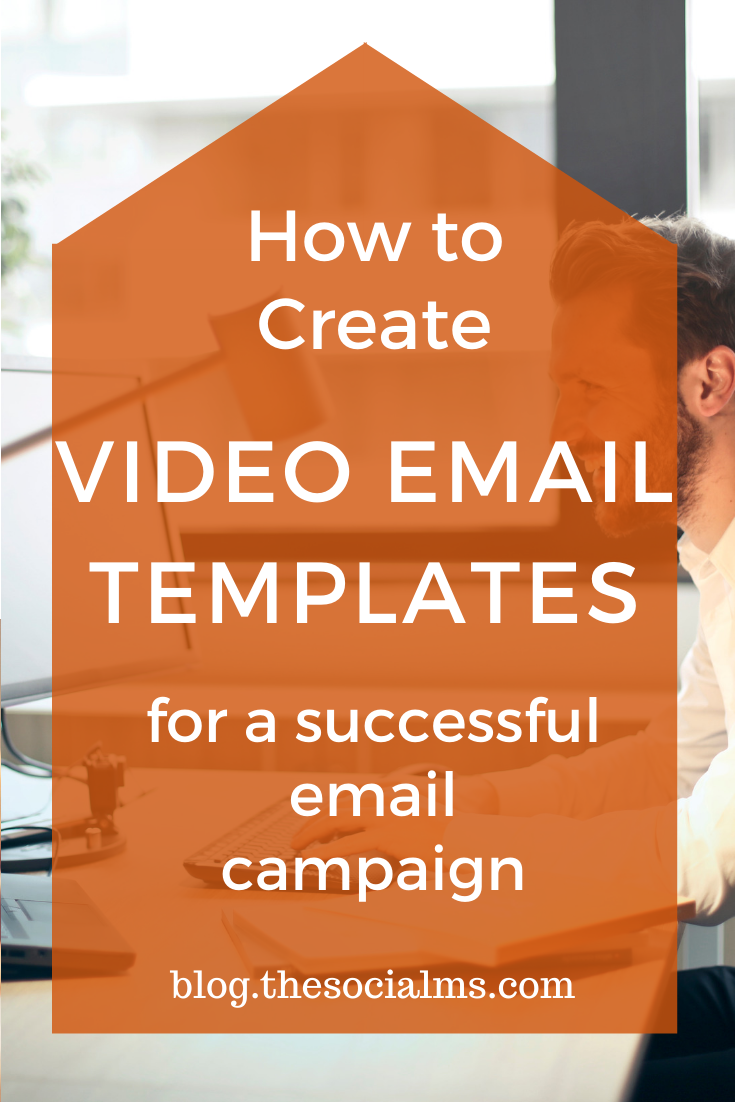 What We Learned Designing Video-Email Templates For 15 Different Email Marketing Platforms #emailmarketing #videomarketing #salesfunnel #emailcampaign