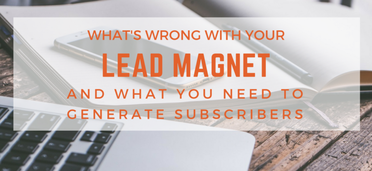 what s wrong with your lead magnet and how to make it convert