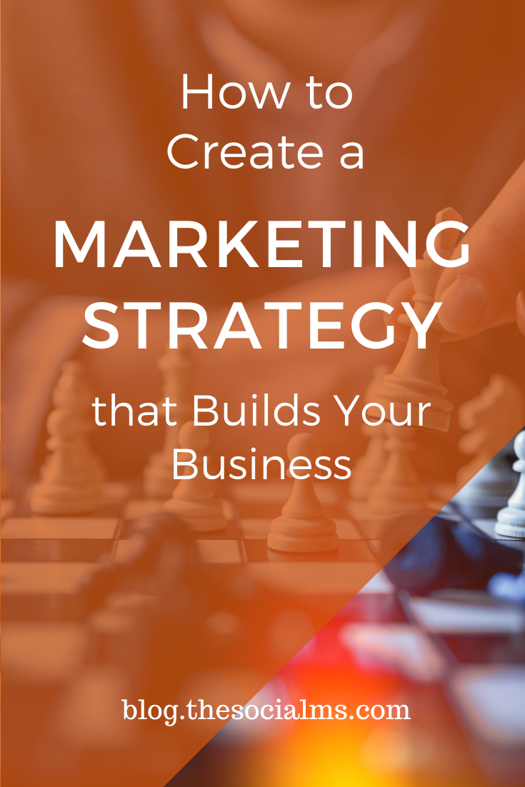 You need a good marketing strategy as this will give you a far better idea of what you're actually trying to do in your plan. So how do you build a marketing strategy? #marketingstrategy #digitalmarketing #smallbusinessmarketing #startupmarketing #entrepreneurship