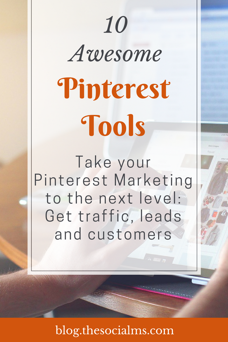 To unlock the full power of Pinterest, you will need the help of some Pinterest tools. Here are 10 tools you should not miss for more Pinterest success. Check out the best Pinterest tools, Pinterest tools for business, Pinterest marketing tools, schedule Pinterest posts
