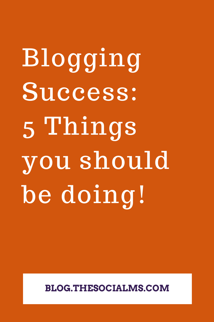 blogging is a special job. Blogging success is not easy to achieve. You face challenges and frustrations only other bloggers can understand. Here are 9 things you may not have on your radar but should consider to make blogging easier - and more fun. #bloggingtips #bloggingsuccess #bloggingforbeginners #startablog