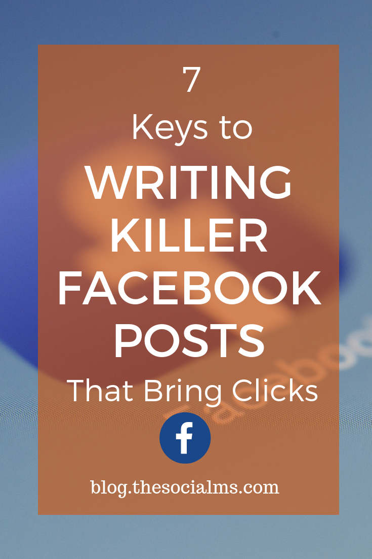 To make users see your Facebook post, like, click, and comment on it, you need to write killer texts. Here is how to do write the best Facebook posts. Facebook for marketing is not dead, but you have to come up with outstanding posts to get engagement, shares and clicks from Facebook. #facebookmarketing #facebooktips #facebookstrategy #facebook