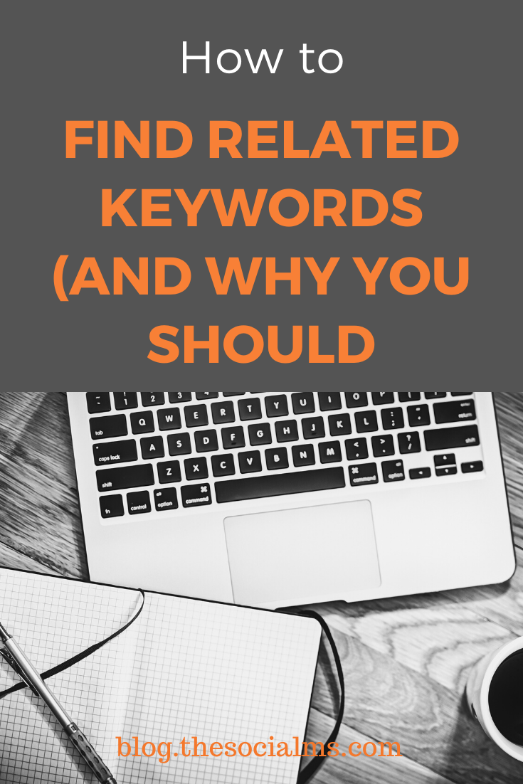 Here is how to SEO optimize your content with related keywords - avoid keywords stuffing and make your content more readable #seo #contentcreation #blogwriting #blogpostcreation #contentoptimization