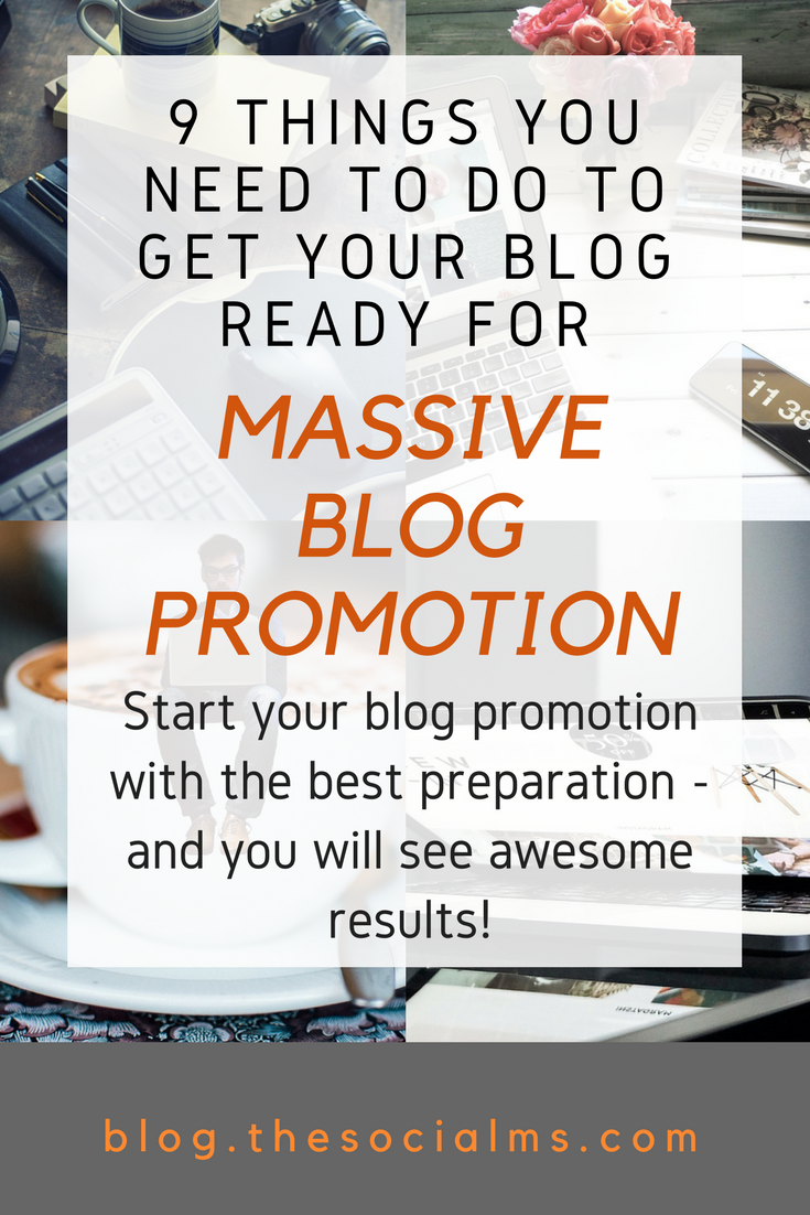 Here is what you need to consider for your blog promotion even before you publish a post. Avoid blog promotion frustration by getting these things right. content promotion, content distribution, blog post promotion, promoting a blog post, blog promotion tips,