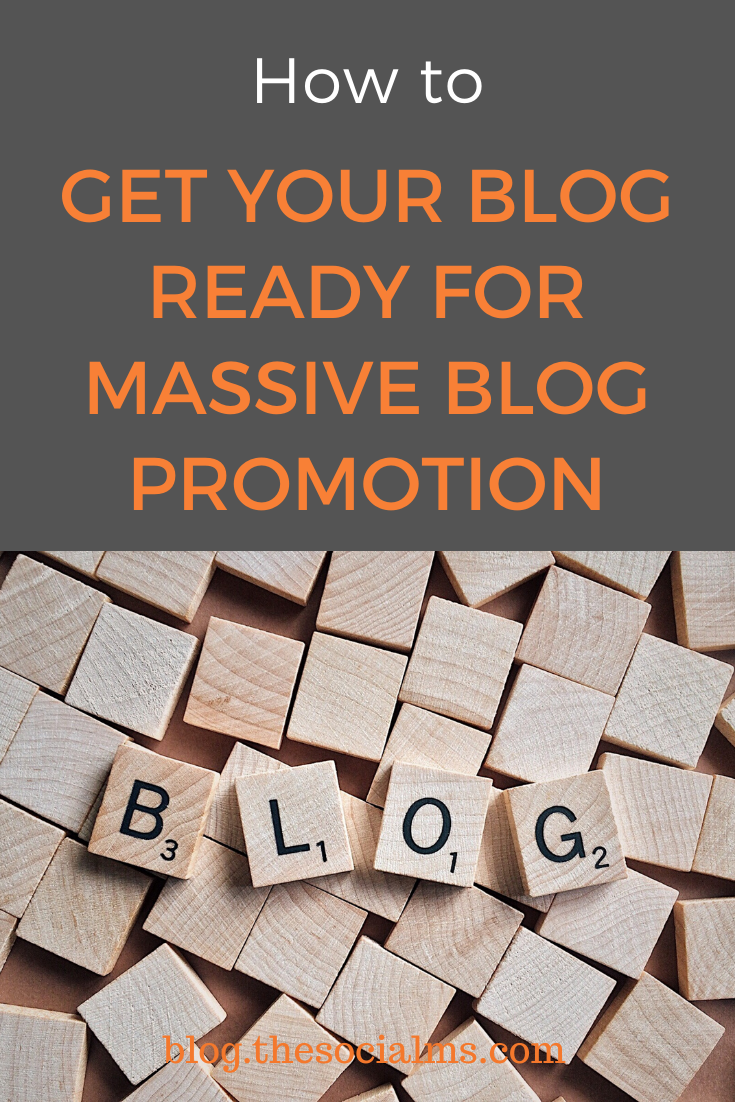 this post is about doing your homework and getting your blog and your posts ready for promotion. #blogtraffic #blogpromotion #bloggingtips #bloggingsuccess
