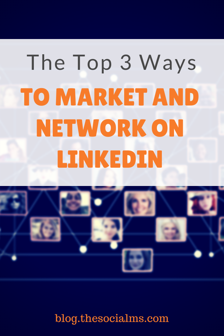 LinkedIn is the perfect social media site for professionals and companies, but it is often forgotten and underestimated how powerful linkedin can be for networking, branding and even marketing. #linkedin #linkedintips #socialmdiamarketing #socialmediatips