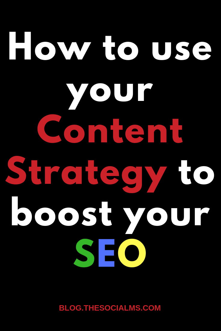 A good content marketing strategy is required for an effective SEO strategy and vice versa. Here is how to put the two together. #contentmarketing #contentmarketingstrategy #seo #seostrategy #blogtraffic #searchengineoptimization