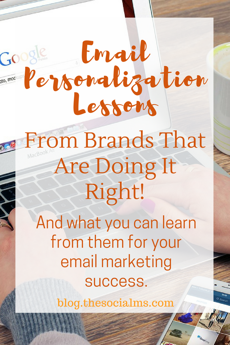 Let us have a look at some popular brands that have nailed email personalization and how you can implement personalization in your own business. email marketing examples, email marketing tips, email marketing success, email marketing campaigns, email marketing strategy
