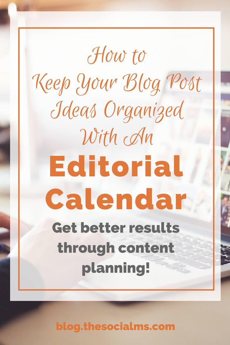 The lack of content planning could be the death of many businesses. Here is how to organize your editorial calendar and some tips on how to fill it up with traffic-driving content.