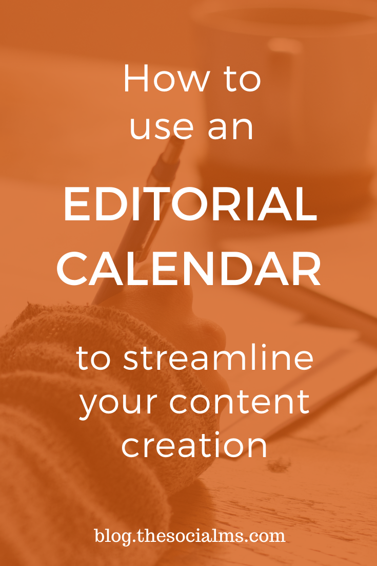 There are a lot of reasons to maintain an editorial calendar. The short answer is that it will make your content marketing life a lot easier. See how to use an editorial calendar to your advantage in this article. #contentmarketing #blogpostpublishing #editorialcalendar #contentcalendar #contentcreation