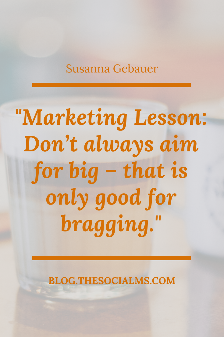 It is not the number of posts, the number of followers or the number of subscribers to your email list that will decide over your success or about the amount of money you can make or the traffic you can get. #marketinglesson #marketingstrategy #onlinemarketing #digitalmarketing #startupmarketing #smallbusinessmarketing