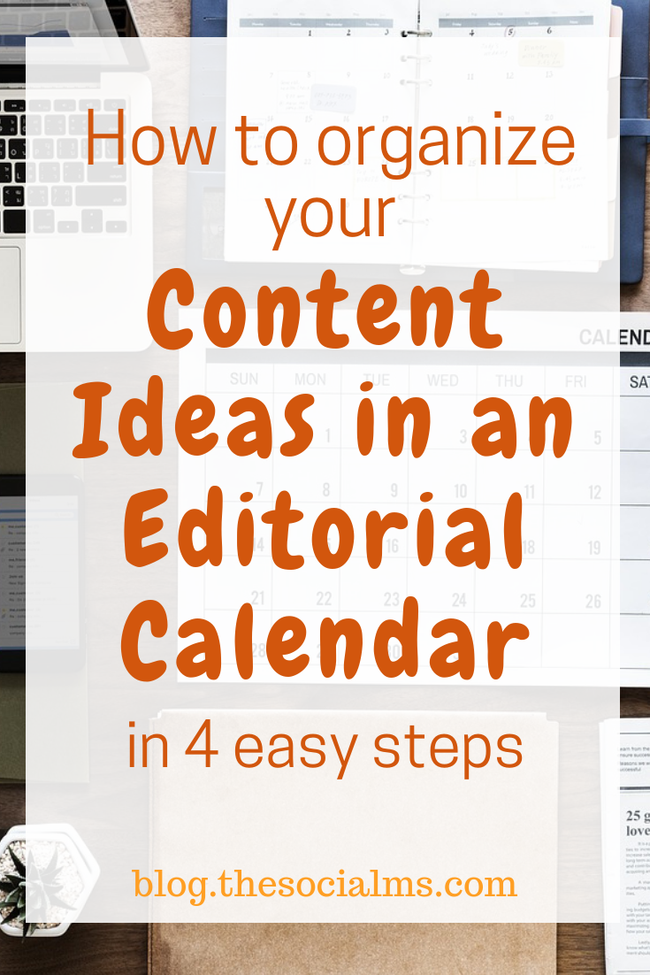 how to organize your editorial calendar and give some tips on how to fill it up with traffic-driving content. Find content ideas, set a schedule for your blog posts, and put everything together. Here is how to use your editorial calendar for more blogging success. #editorialcalendar #blogpostideas #organizeyourblog #bloggingtips