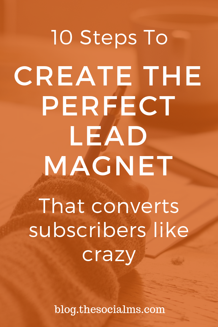 Here are 10 most important qualities your lead magnet should have to convert many targeted new subscribers and grow your mail list like crazy. #leadmagnet #maillist #emailmarketing #listbuilding #onlinebusiness