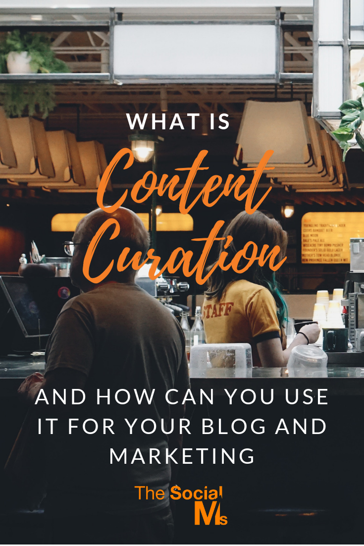 If you are active in the online marketing and blogging world, sooner or later you will hear about content curation. But if you are new to the game, you might easily get a little confused about what content curation really is. Here is your answer. #contentcuration #contentmarketing #socialmedia