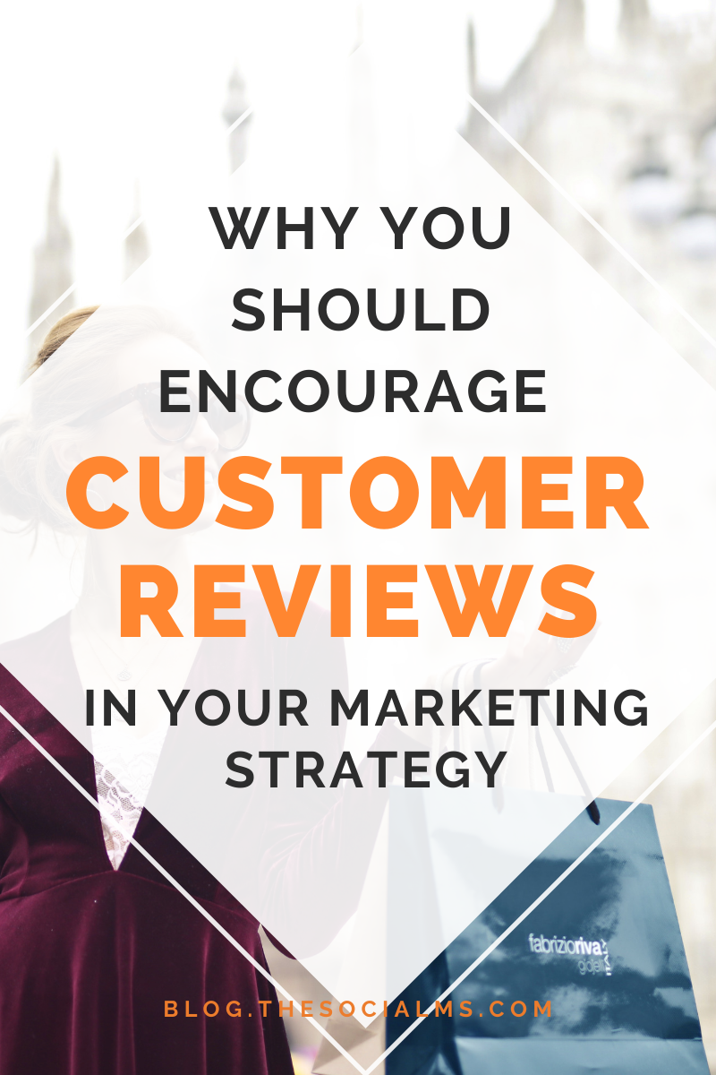 Customer reviews can be a great way for you to learn how to integrate your customer's voice into your marketing language. #customerreviews #salesprocess #salesfunnel #leadgeneration #smallbusinessmarketing