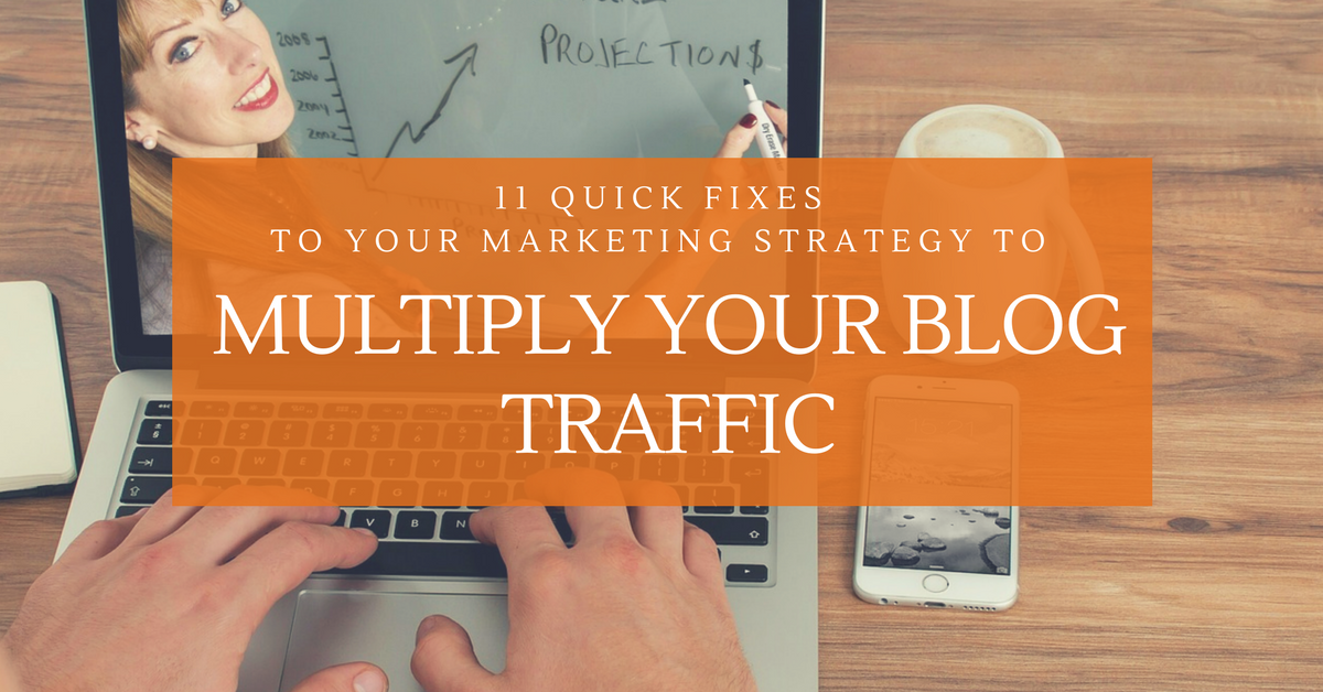 Get Traffic to Your Blog - cover
