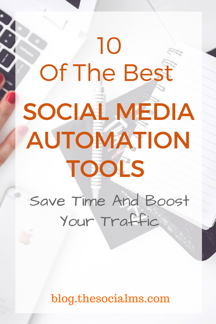 The following 10 social media automation tools are a collection of tools that are going to make your social media marketing a lot more efficient and help you get far more traffic from social. social media automation, social media tools, social media tips, social media traffic, social media strategy
