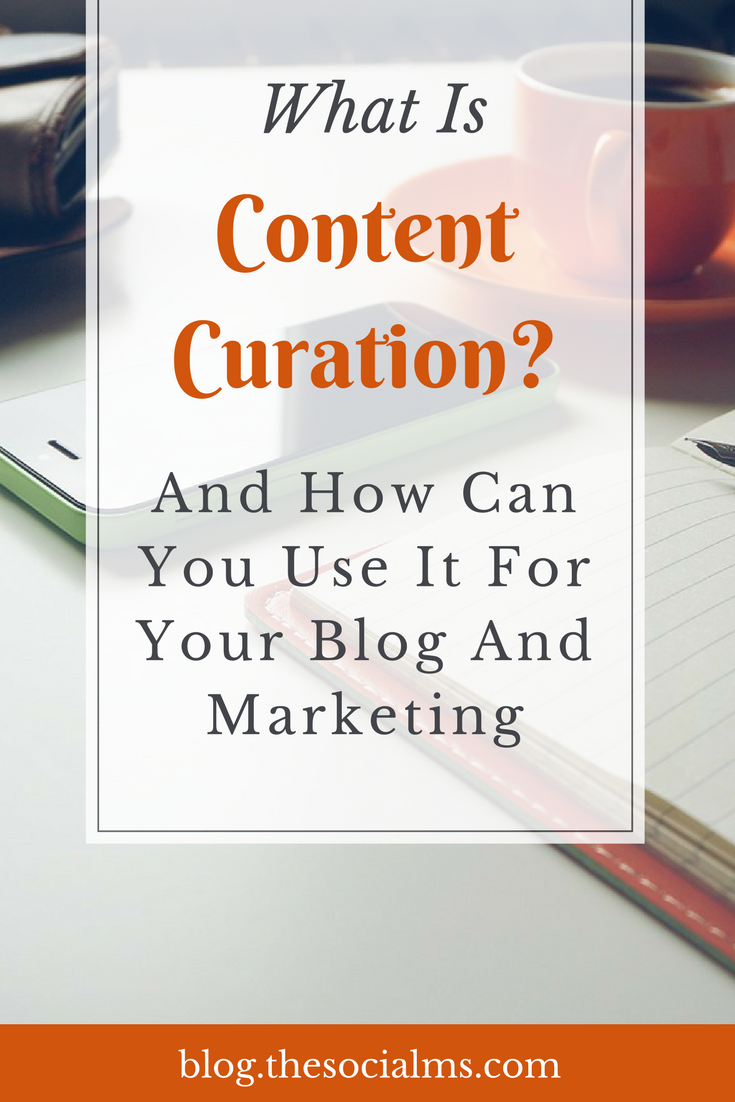What you need to know about content curation and how you can use it to boost your blogging success: What is content curation? How can you incorporate it into your blog and marketing? content curation tools, content curation ideas, content curation posts, content curation tips